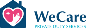 WeCare Private Duty Services Logo